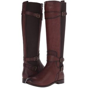 Frye Anna Gore Tall Boots